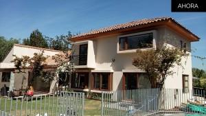 Casa Las Pircas   Ahora