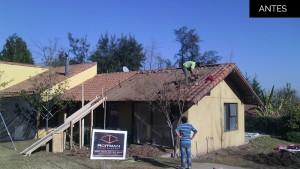 Casa Las Pircas | Antes